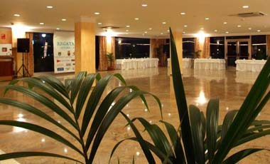 Salas del Hotel Port Sitges Resort